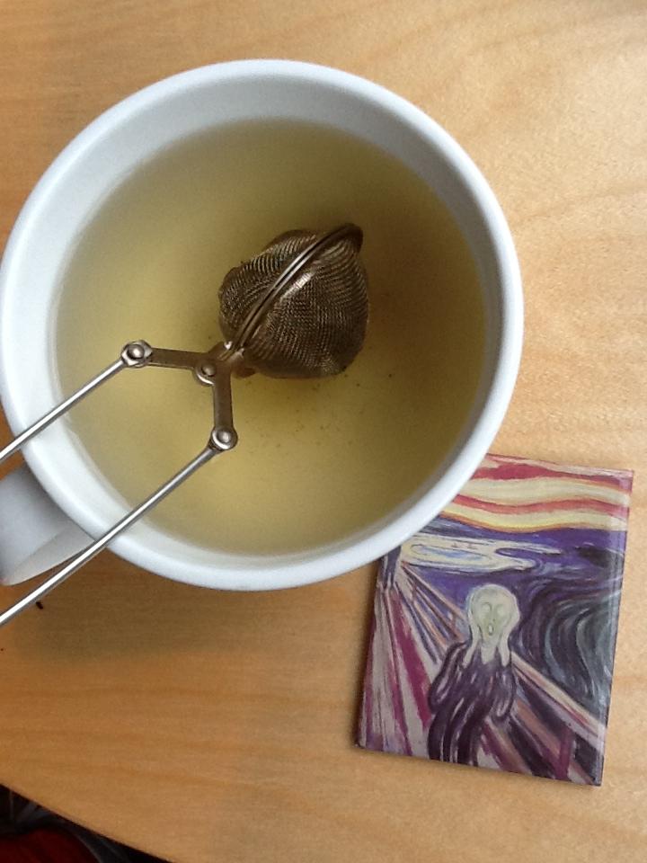 Tè edvard Munch