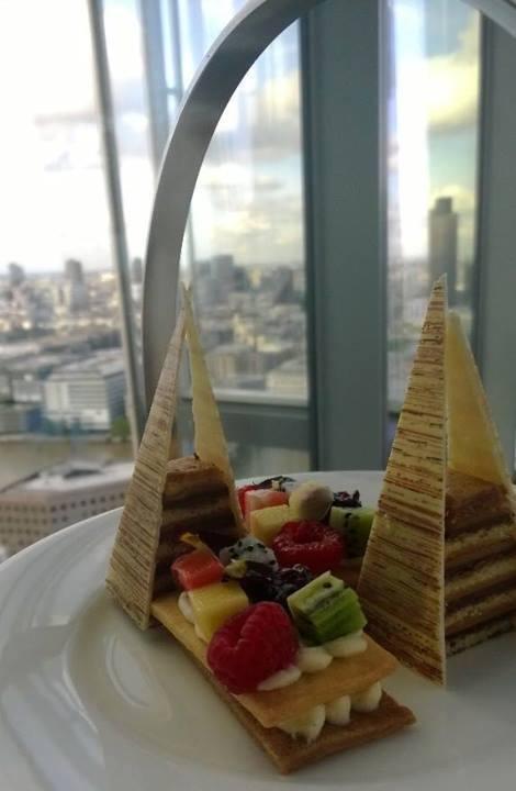 afternoon tea Londra