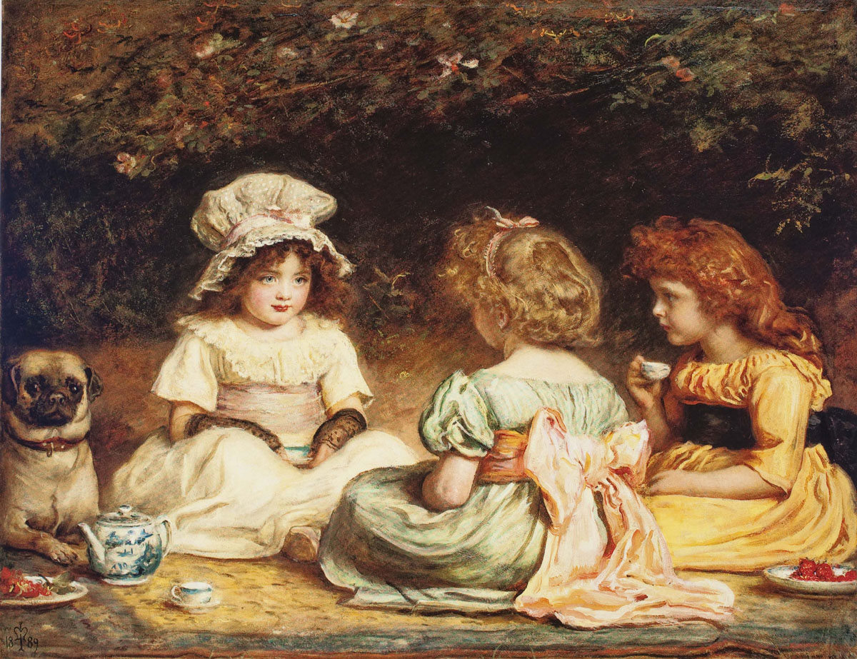 Millais Afternoon tea