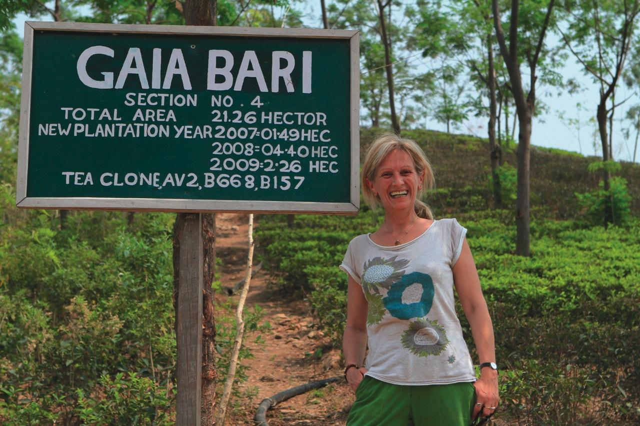 Gaia Bari, in francese Les Jardins De Gaia