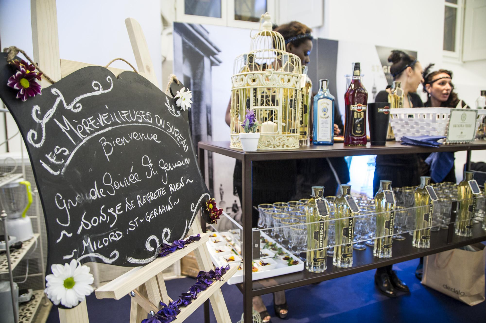 I cocktail proposti dalla squadra verde