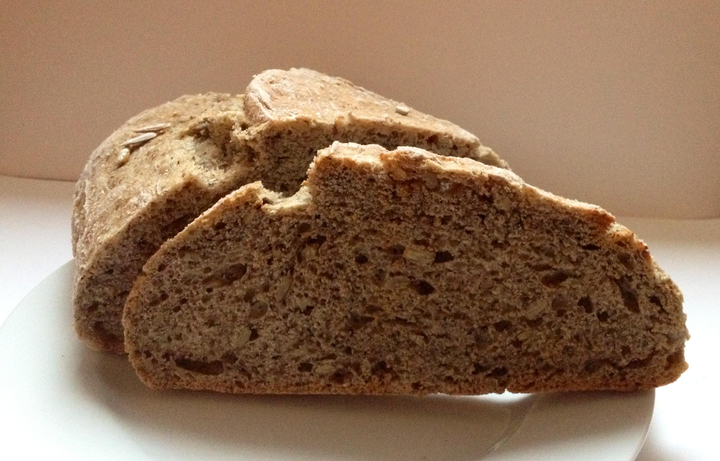 La ricetta del pane con lievito madre e lapsang souchong