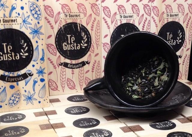 Tè e infusi al padiglione del Cile a Expo