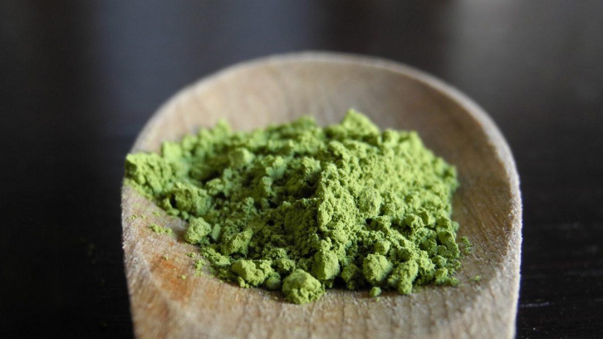 Il tè verde matcha come non l'avete mai visto