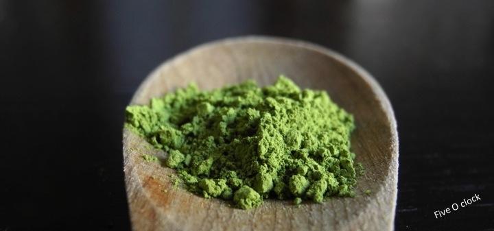 5 usi originali del tè verde matcha