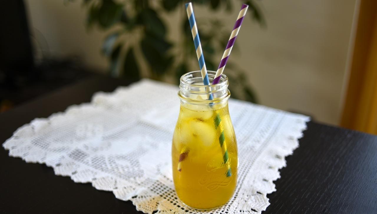 Come preparare il tè freddo in casa
