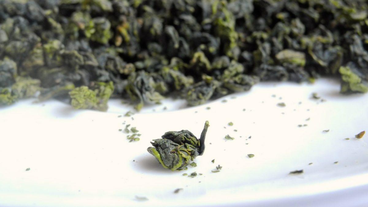 Tè oolong a basse ossidazione: Tie Guan Yin