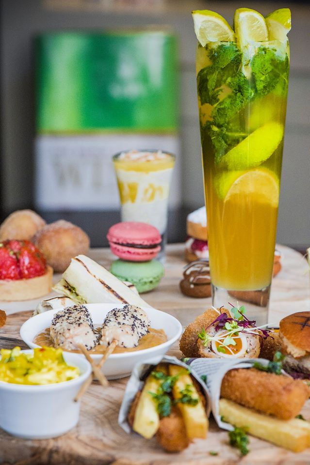 Tra i migliori afternoon tea di Londra il The Arch London