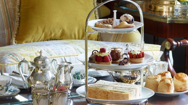 Tra i migliori Afternoon Tea di Londra l'hotel The Lanesborough