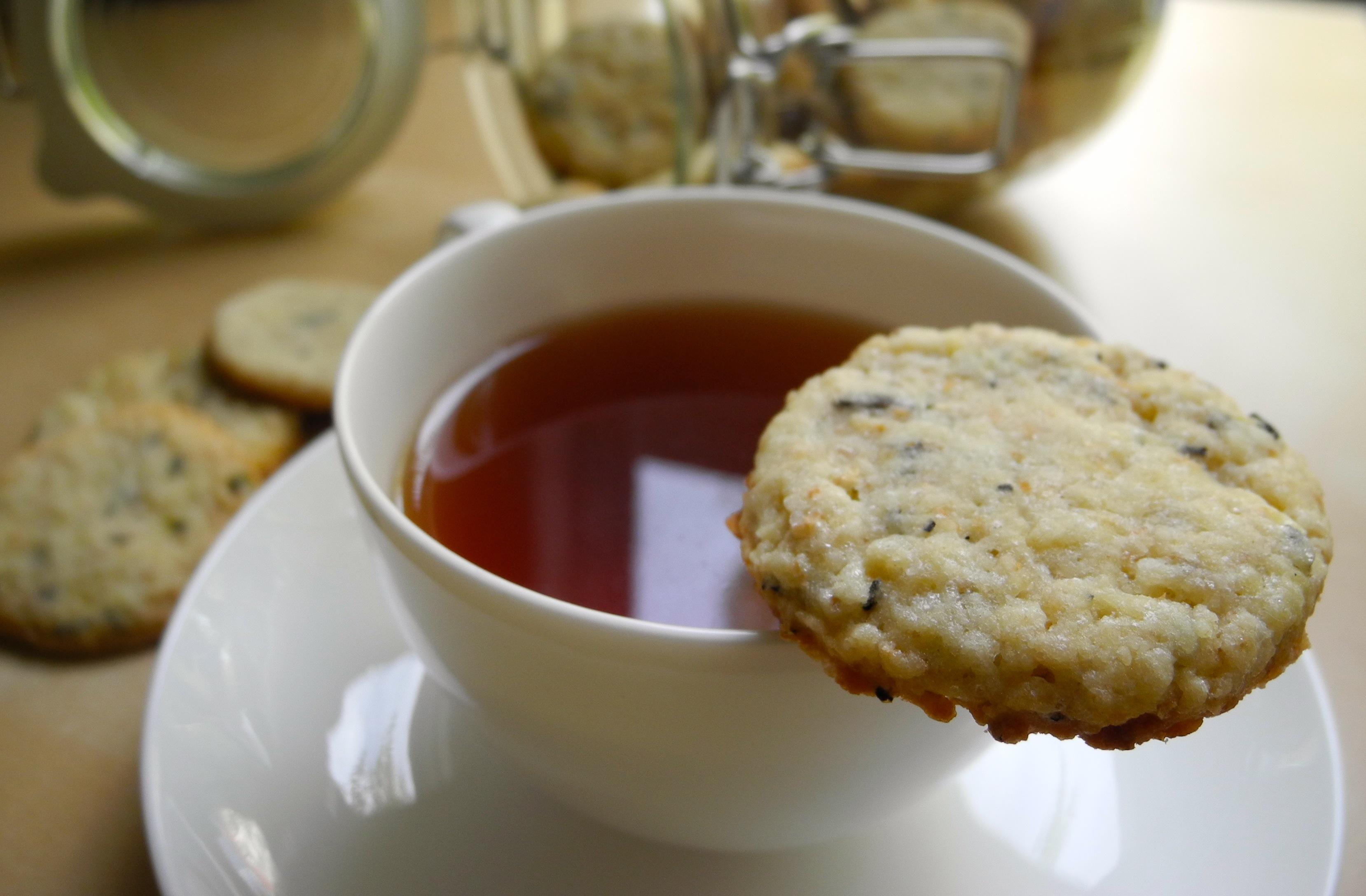 La ricetta dei biscotti al tè