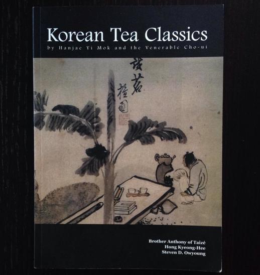 Recensione del libro sul tè Korean Tea Classics
