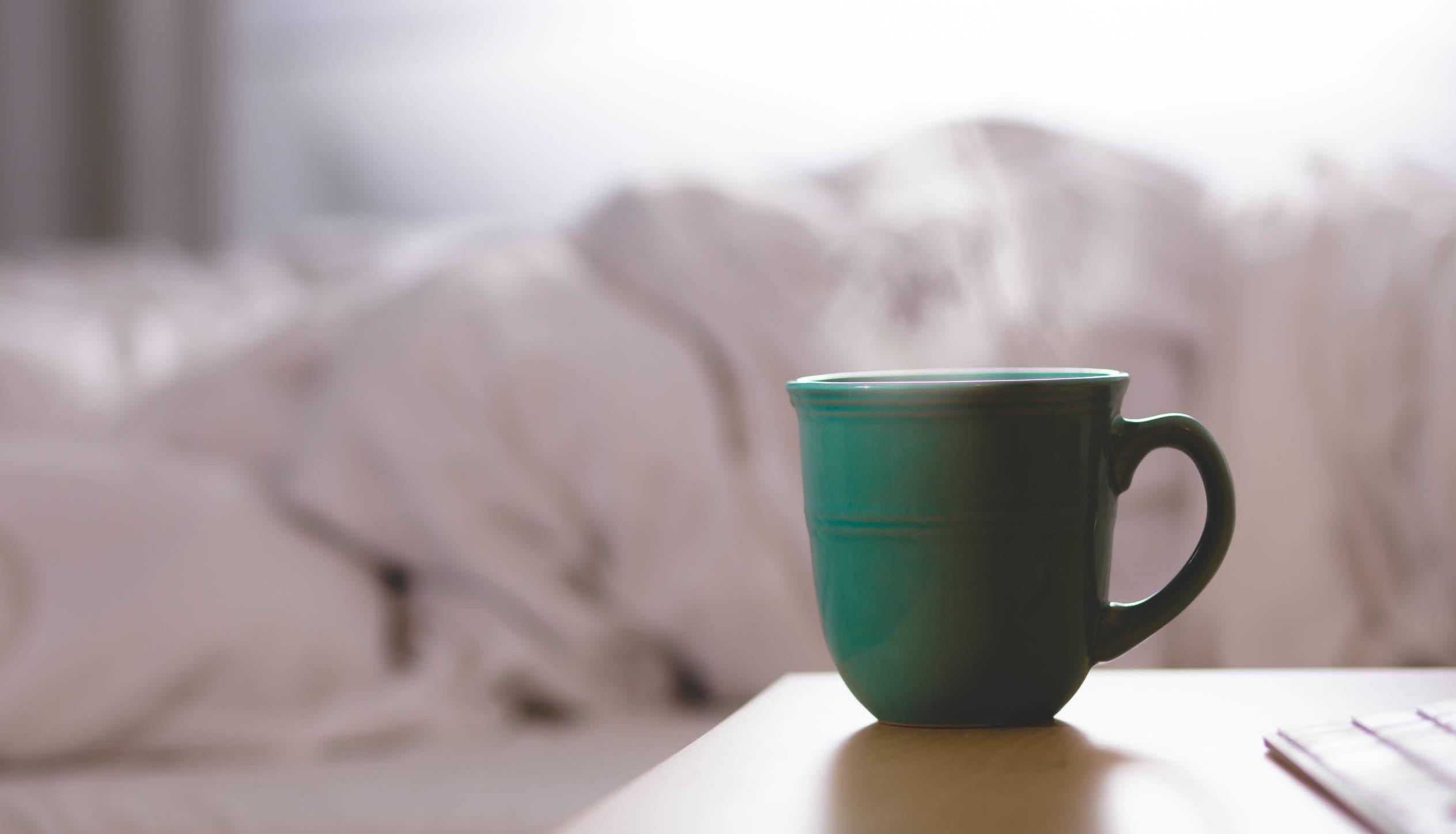 5 tè con basso contenuto di teina o caffeina
