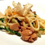 Nel menu del Pasta B a Milano c'è il tiramisù al matcha
