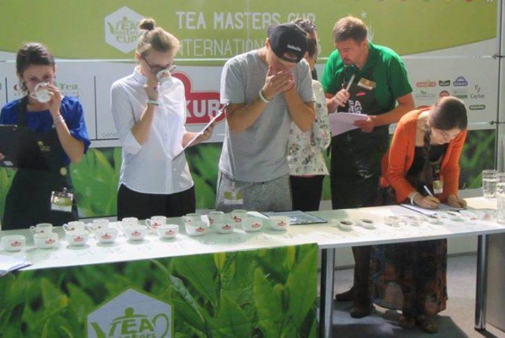Tea Masters Cup in Italia