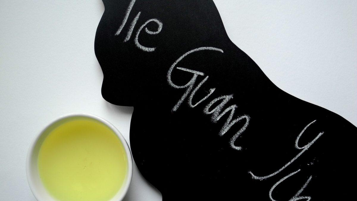 Uno dei più famosi tè cinesi è l'oolong Tie Guan Yin