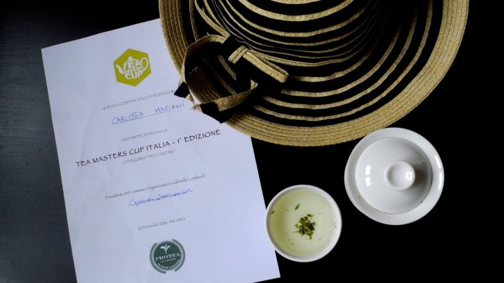 La prima edizione della Tea Masters Cup in Italia
