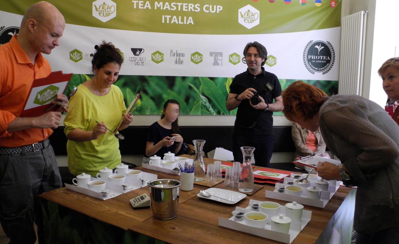 La fase preliminare della Tea Masters Cup