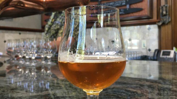 La birra aromatizzata al tè earl grey