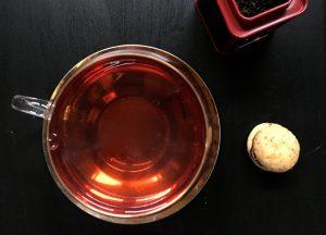 Il tè nero Assam si abbina bene al cioccolato fondente