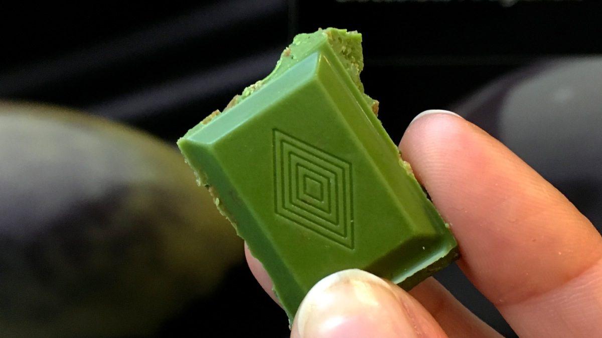 Come preparare il cioccolato al Matcha. La ricetta di Giacomo Boidi di Giraudi