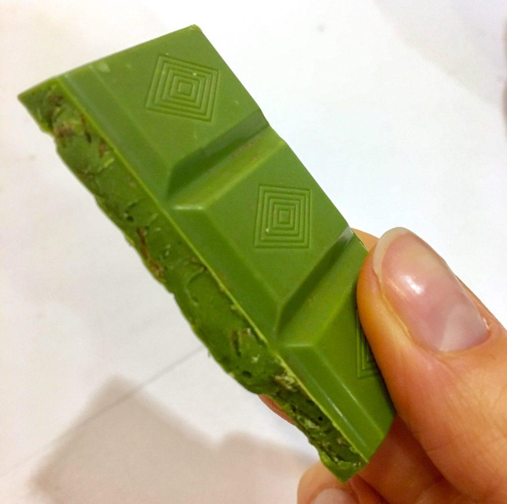 Ricette con il tè verde matcha: il cioccolato