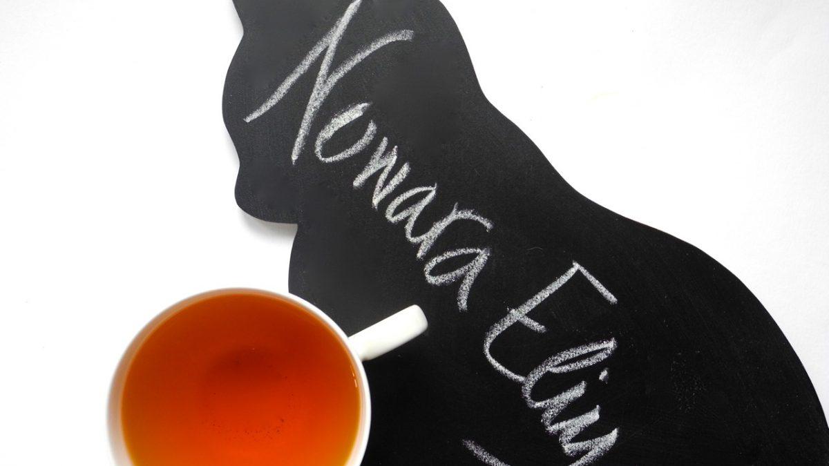 Uno dei tè più famosi dello Sri Lanka: il Nuwara Eliya