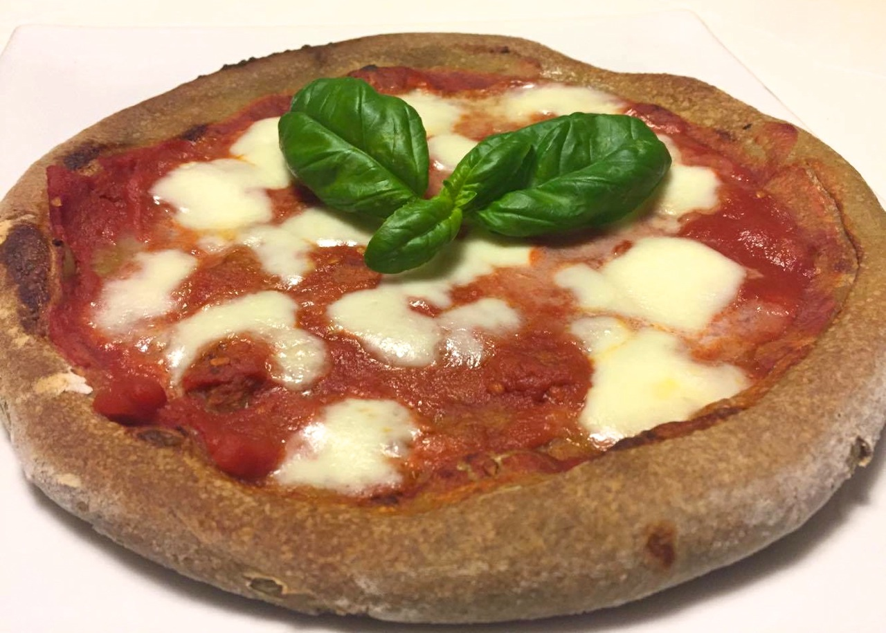 Cristian Zaghini ci parla del suo esperimento della pizza al matcha