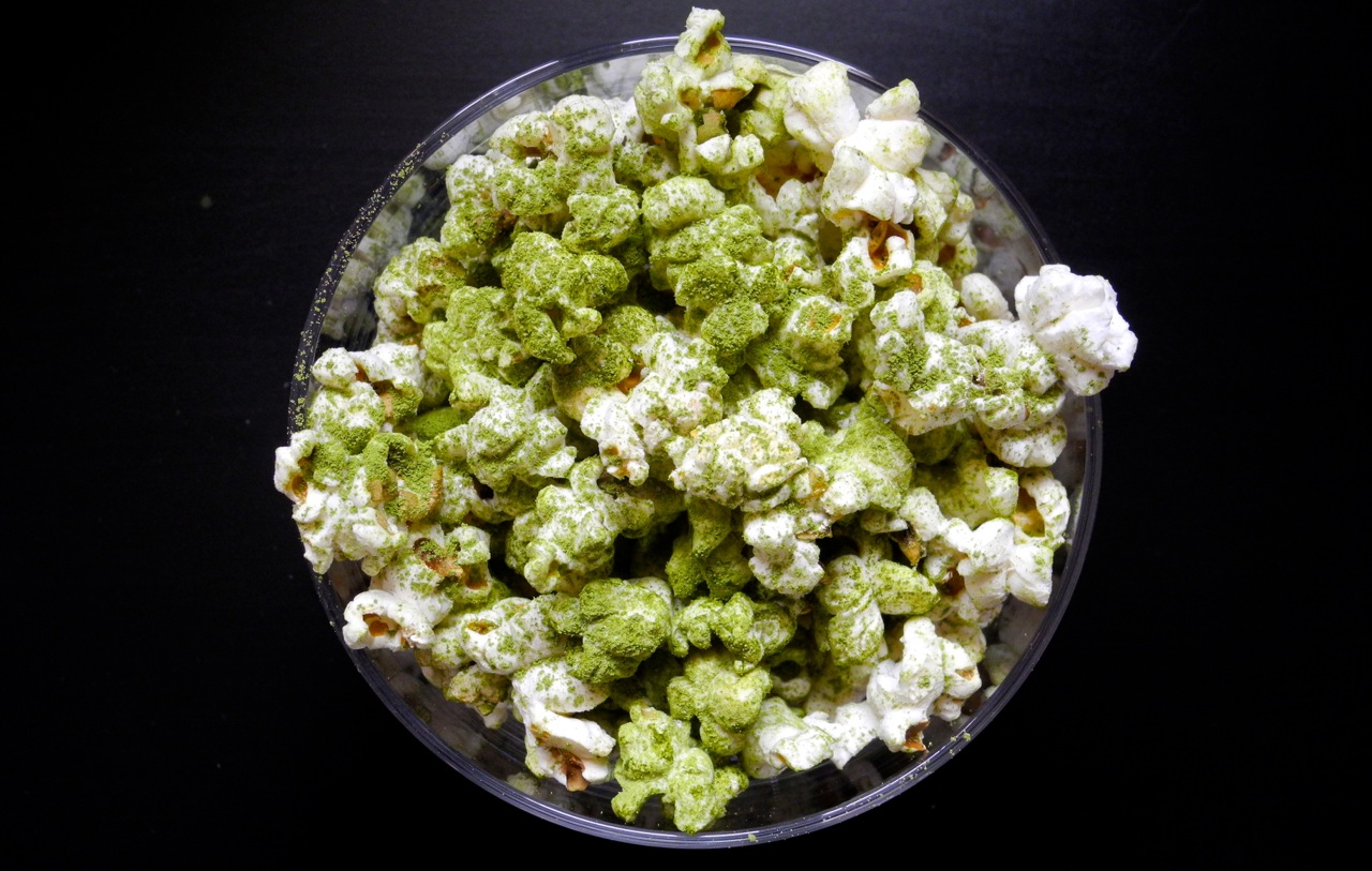 Come si preparano i pop corn al matcha? Scopri la ricetta di Five O clock