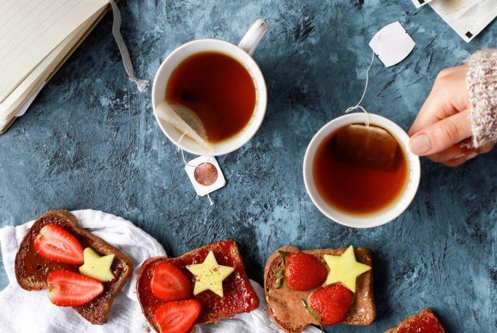 Degustazioni, eventi e corsi sul tè di maggio 2017