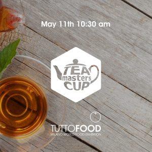 Grande novità di TUTTOFOOD 2017 è la Tea Masters Cup Italia, le olimpiadi del tè
