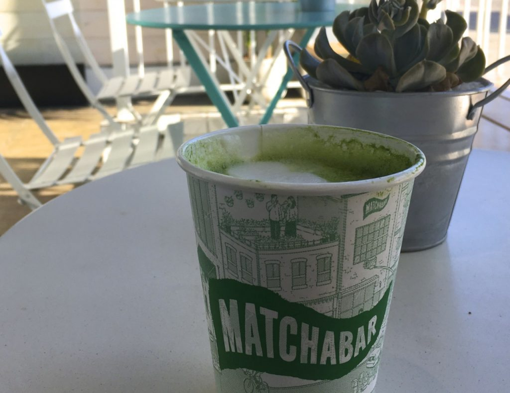 Nel 2017 è stato inaugurato il Matchabar a Los Angeles