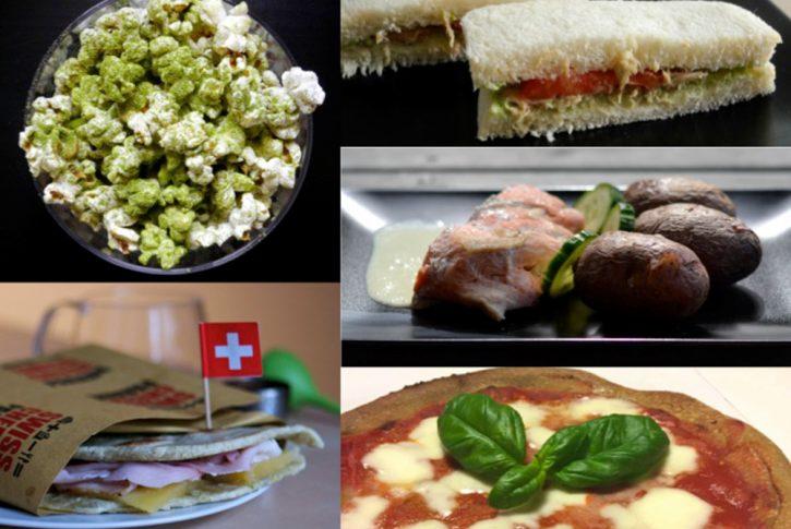 5 ricette salate al tè matcha per stupire i propri ospiti