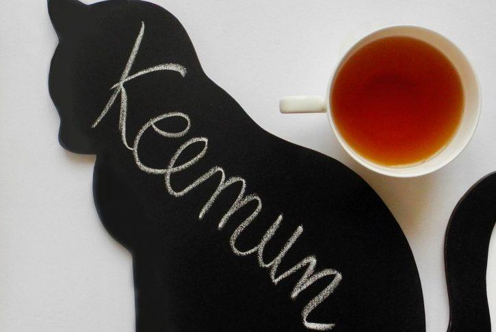 Il Keemun è uno degli ingredienti usati per l'English Breakfast