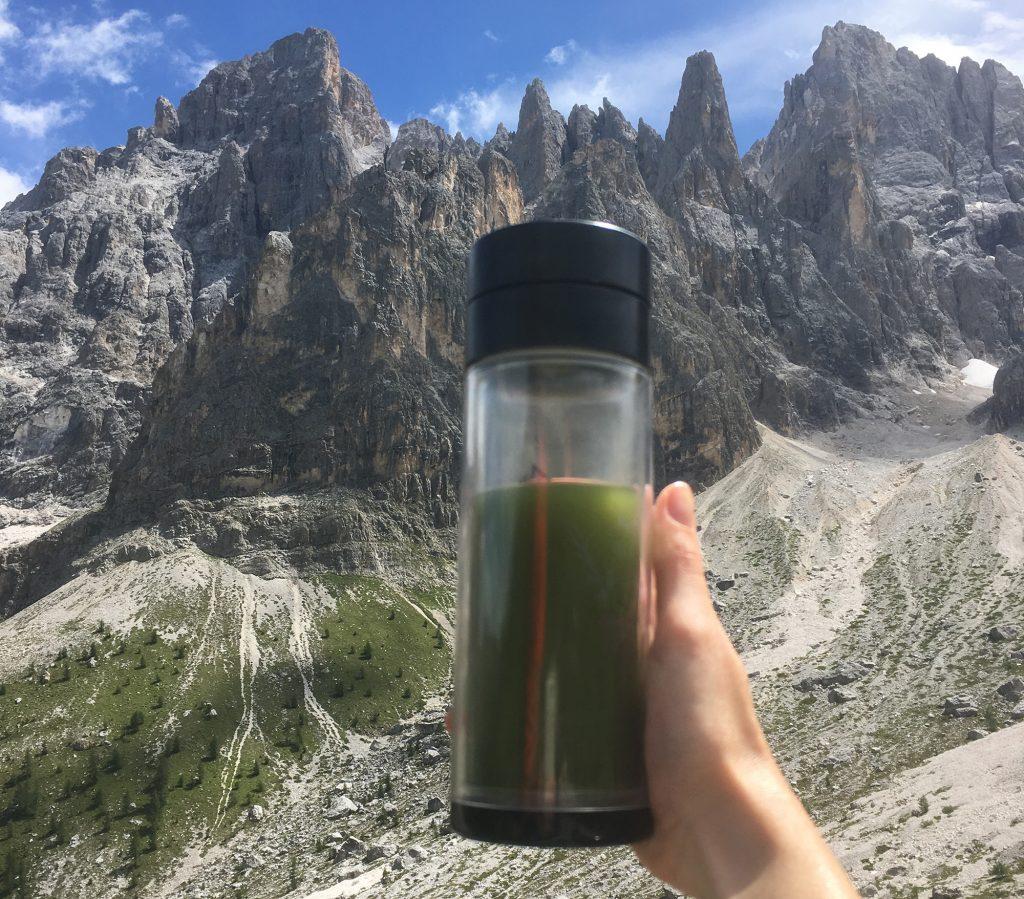 5 trucchi per bere tè anche in vacanza