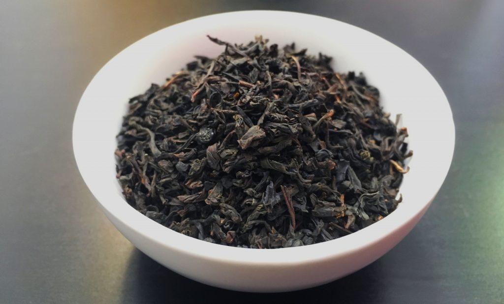 Il tè Lapsang Souchong è un ottimo ingrediente per la ricetta di un risotto aromatico
