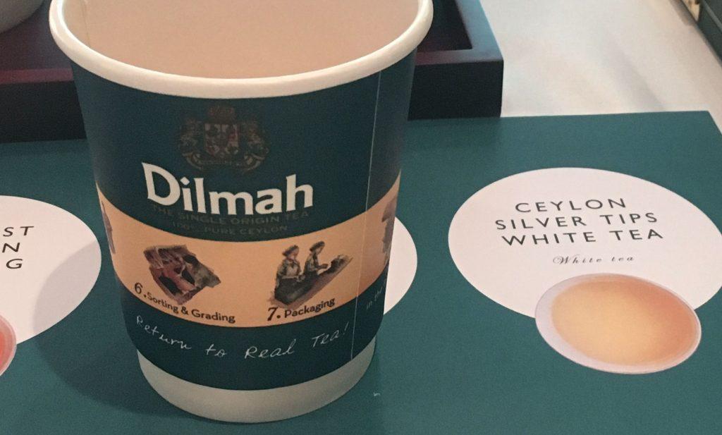 Scopri le nuove tendenze con Dilmah School of Tea