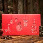 Natale 2017: regala un calendario dell'avvento a tema tè