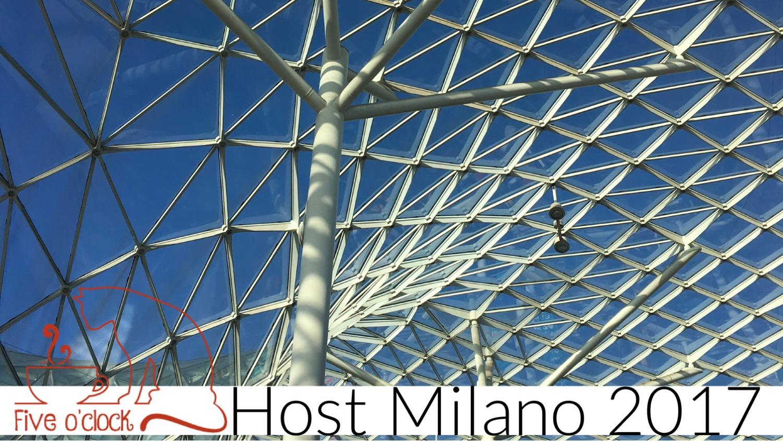 Le tendenze di Host Milano 2017 per quanto riguarda il tè