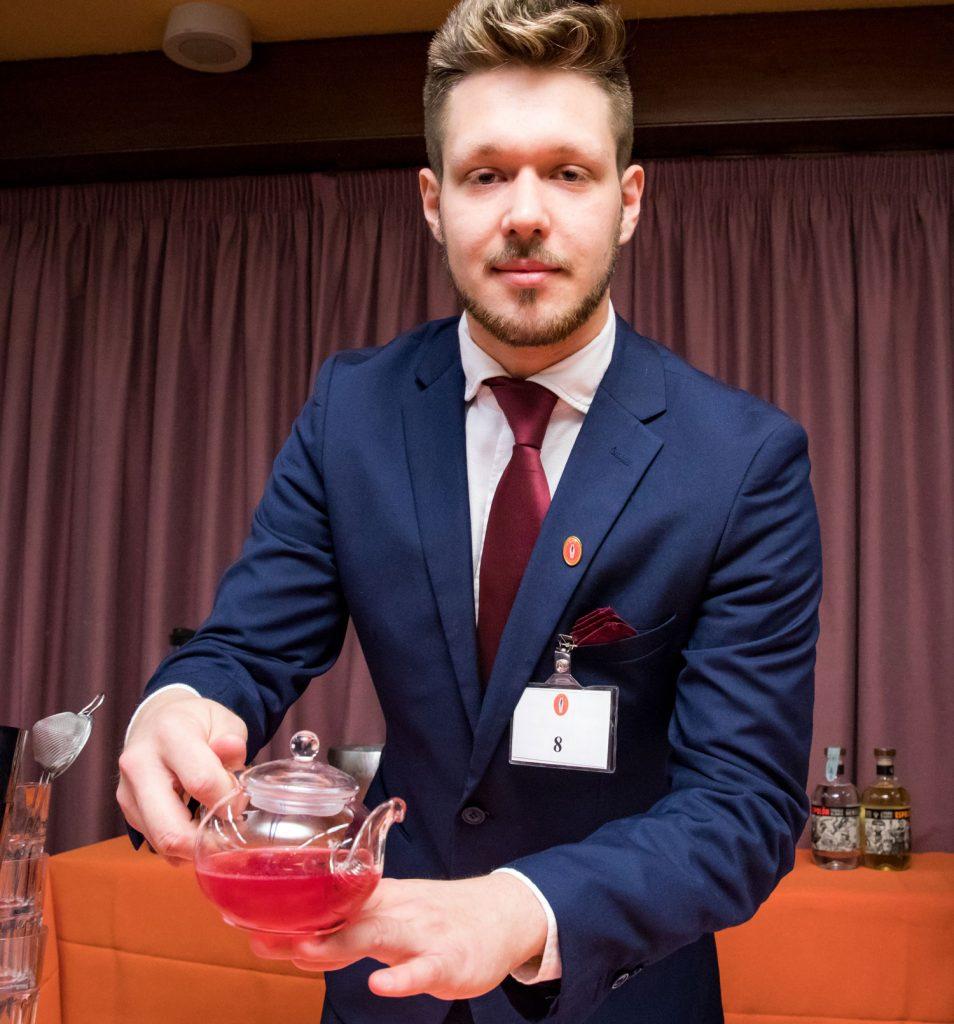 Erwan Garofano è il miglior barman d'Italia
