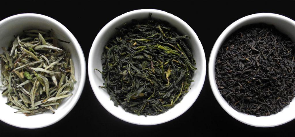 I colori del tè sono sei ma qualcuno parla anche di tè viola