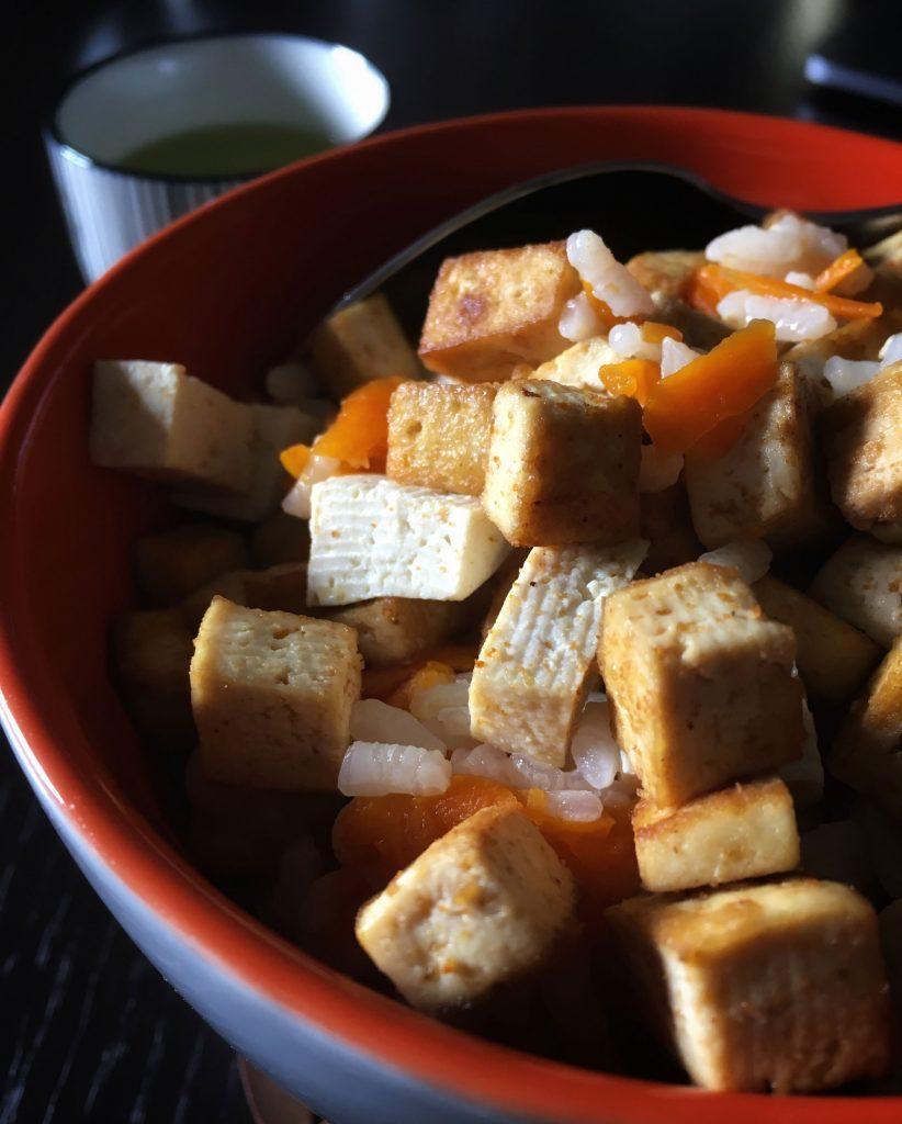 La ricetta vegana del Chazuke, il riso al tè giapponese