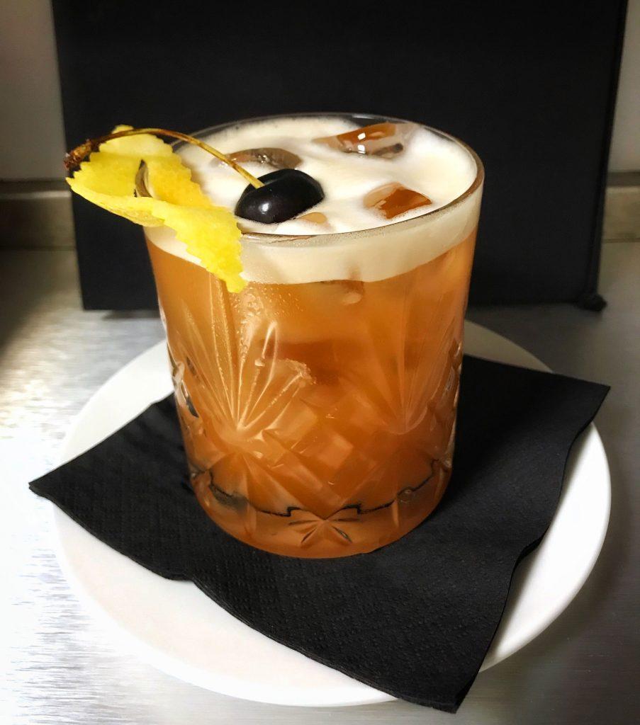La ricetta del cocktail all'Earl Grey del barman Marco Fabbri