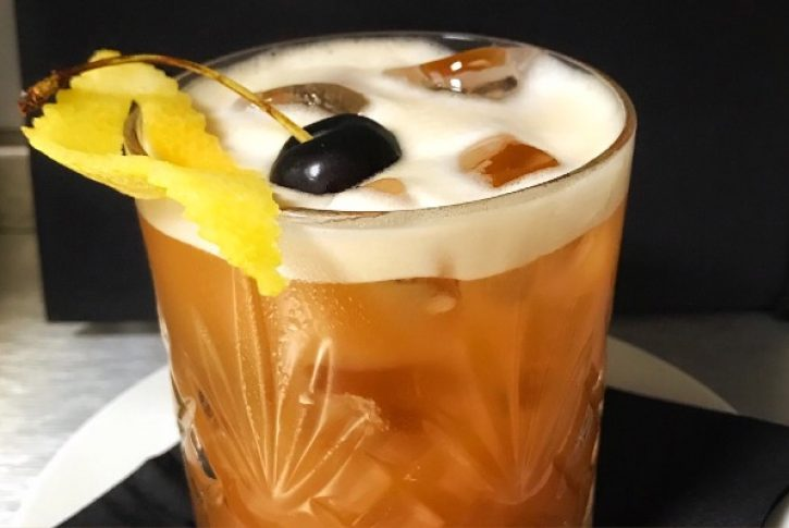 Tra i cocktail estivi vi consiglio la ricetta di Marco Fabbri a base di tè Earl Grey