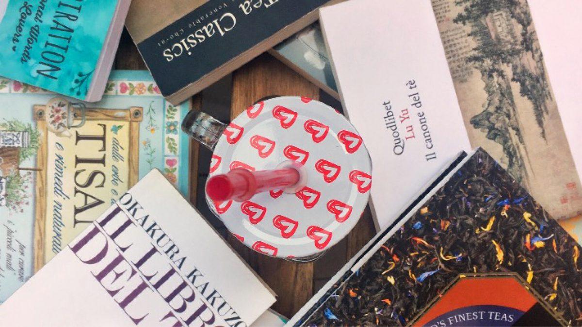Scopri i libri sul tè da leggere in estate