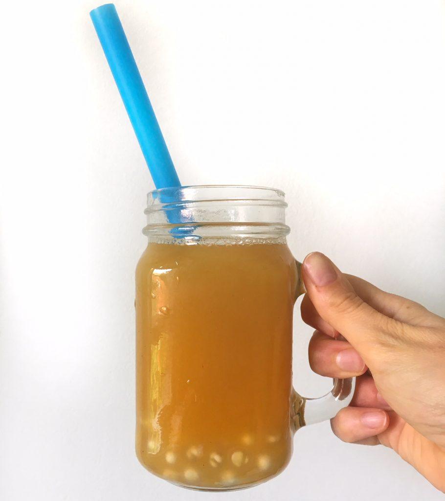 Una delle ricette più famose con la tapioca è il bubble tea