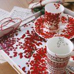 Collezione tazze Fil Rouge di Taitù Milano