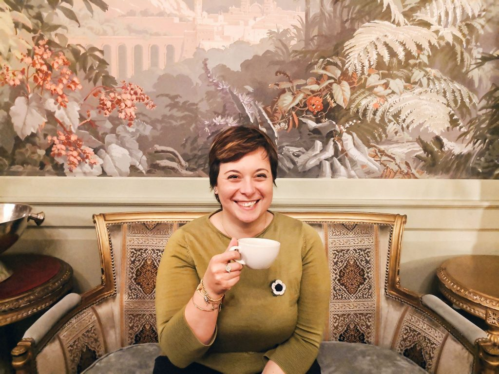 Valeria Crescenzi ci consiglia dove bere tè a Zurigo