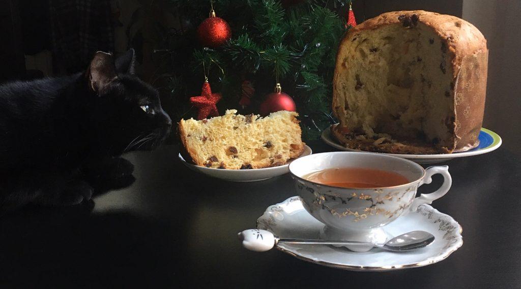 Il panettone può essere abbinato al tè nero Assam. Scopri gli altri abbinamenti