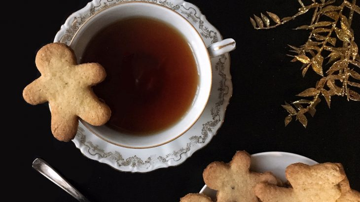 La ricetta dei biscotti al tè Chai con le spezie