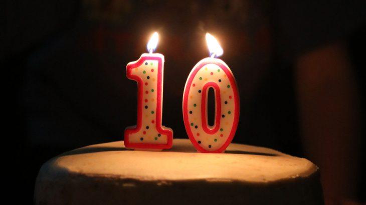 Il tea blog Five o' clock festeggia 10 anni in collaborazione con la gelateria Il Divino